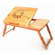 Столик для завтрака в постели с подставкой для ноутбука