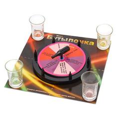 Алкогольная игра «Бутылочка»