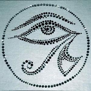 Картина с кристаллами Swarovski «Глаз Гора»