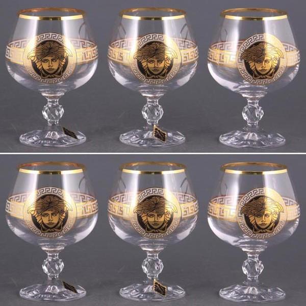 Набор бокалов для вина Медуза