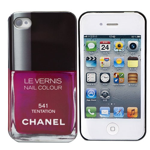 Чехол для iPhone 4/4S Chanel Tentation 541