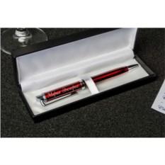 Именная ручка с гравировкой Элегант