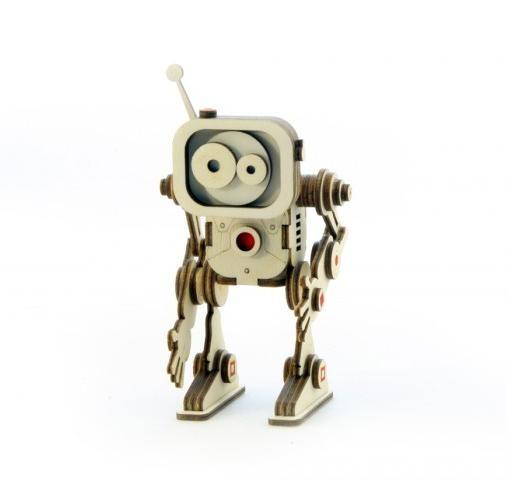3D конструктор Робот