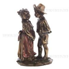 Декоративная фигурка Мальчик и девочка