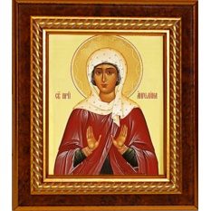Ангелина Сербская  Святая преподобная. Икона на холсте.