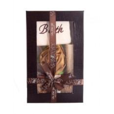 Подарочный набор для душа в подарочной упаковке
