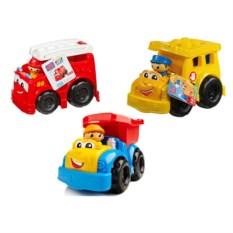 Конструкторы Mattel Маленькие транспортные средства