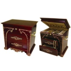 Комод для ювелирных украшений