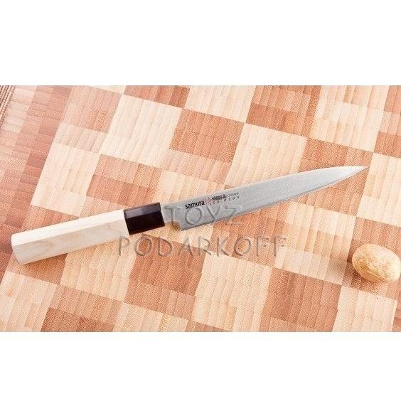 Нож кухонный японский Petty Samura okinawa