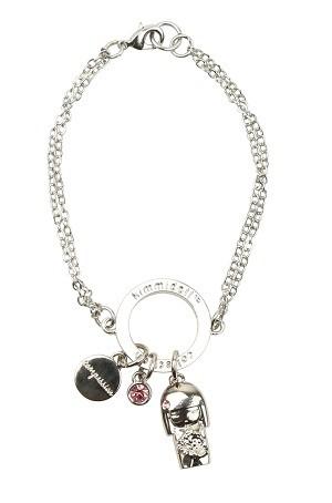 Женский браслет с кристаллом Swarovski Юмико