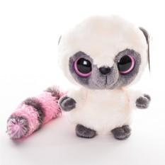 Мягкая игрушка Aurora Юху и его друзья. Юху розовый, 12 см