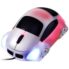 Компьютерная мышь «Светящийся болид»