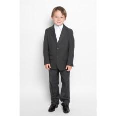 Темно-серый пиджак для мальчика S'cool