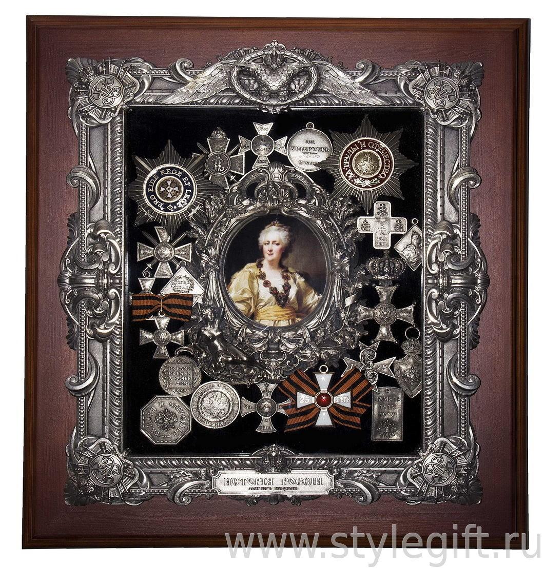 Панно Екатерина II большое