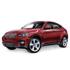 Модель машины BMW X6 от Welly