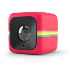 Экшн-камера Polaroid Cube Red