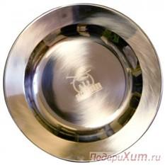 Тарелка из нержавеющей стали