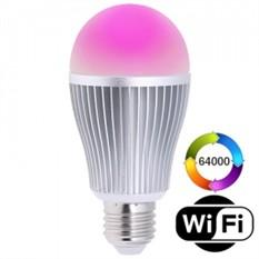 Светодиодная энергосберегающая лампа «Игра цветов»