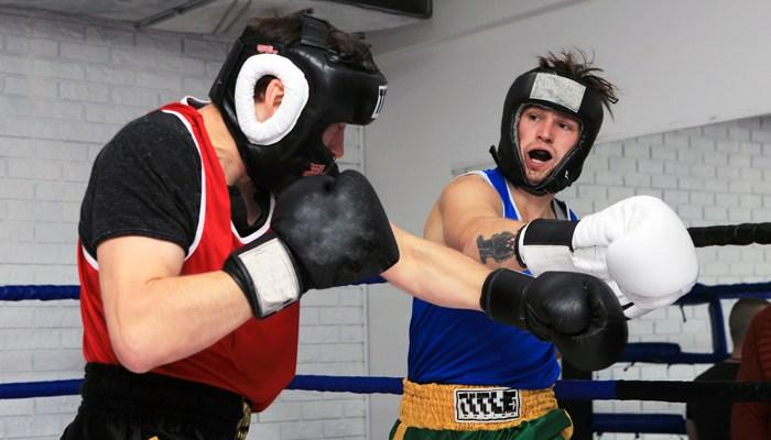 Сертификат на бокс в школе «Фабрика бойцов»