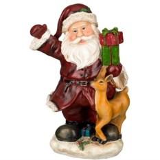 Фигурка Дед Мороз с подарками