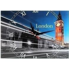 Стеклянные часы London