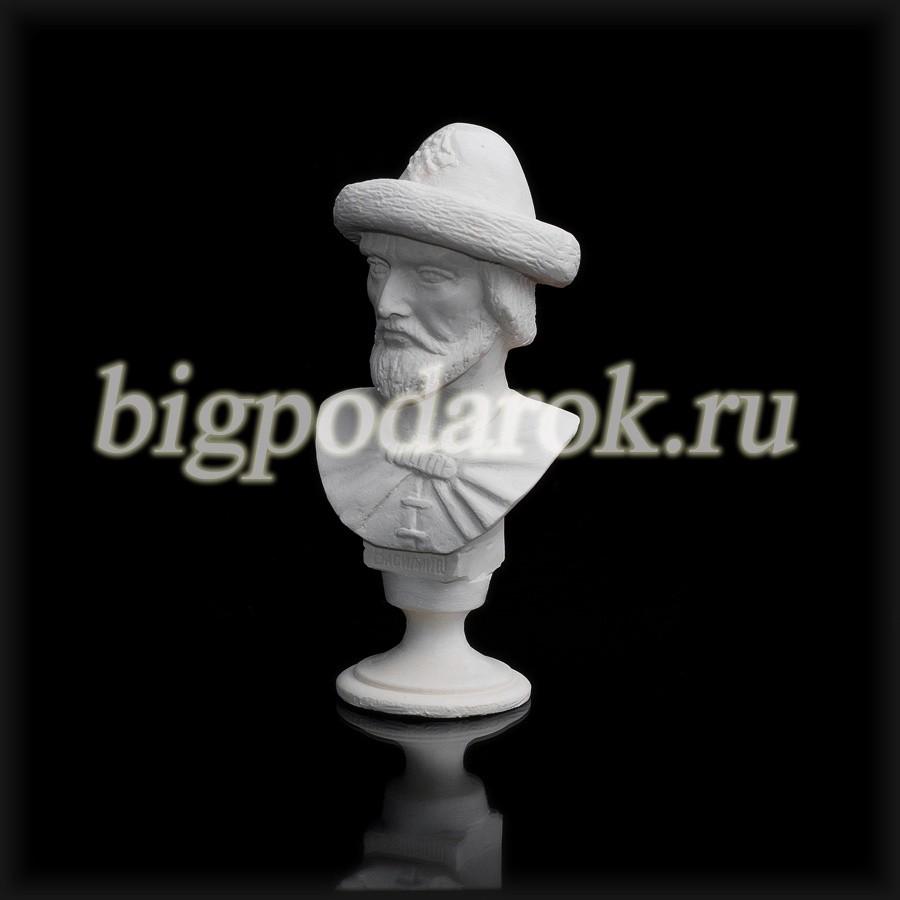 Бюст  Василия  III