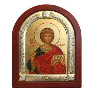 Икона «Св. Пантелеимон»