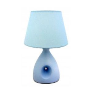 Керамическая настольная лампа
