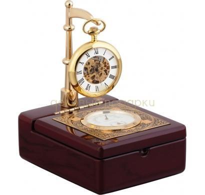 Часы настольные Passepartout