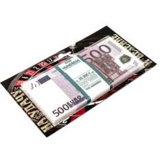 Сувенир Забавная пачка на удачу и везение 500 евро