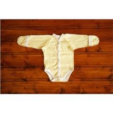 Трикотажное боди для новорожденного