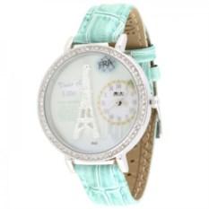 Бирюзовые наручные часы для девочки Mini Watch