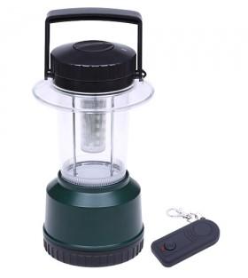 Аккумуляторный светодиодный фонарь с пультом «Кемпинг»