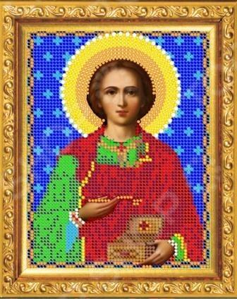 Набор для вышивания «Святой Великомученик Пантелеймон»