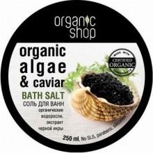 Соль для ванн «Черная икра»