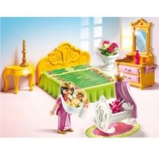 Конструктор Playmobil Королевская спальня с колыбелью