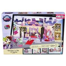 Игровой набор Hasbro Littlest Pet Shop За кулисами