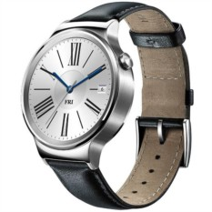 Умные часы Huawei Watch Classic Silver Leather Black