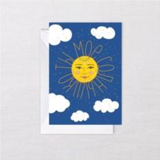 Открытка «Солнышко»