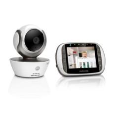 Видеоняня с поворотной камерой и Wi-Fi Motorola MBP853