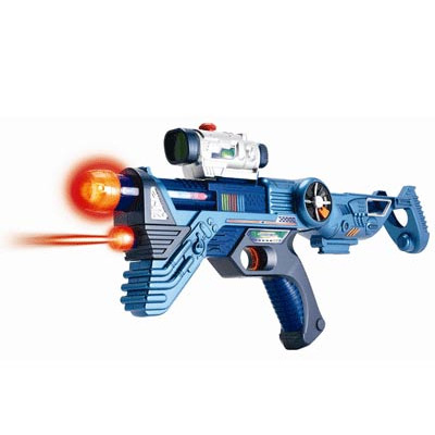 Игрушка «Удлиненный лазер»