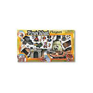 Игровой набор «Пиратский остров I» Keenway
