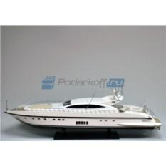 Модель катера Mangusta