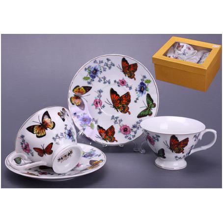 Чайный набор «Бабочки»