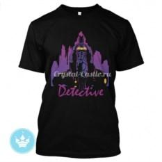 Мужская футболка Detective