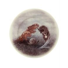 Подарочный набор Mazarin Ежик и листик