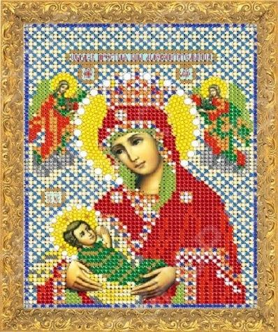 Набор для вышивания «Пресвятая Богородица Млекопитательница»