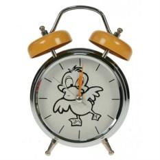 Часы-будильник Утка