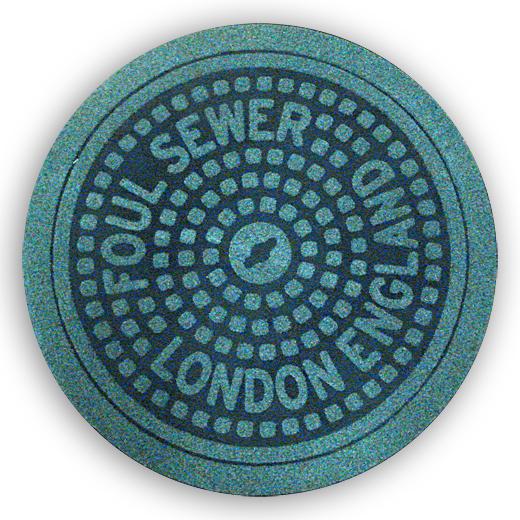 Коврик «Частица Лондона»