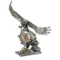 Статуэтка Орел с часами Власть времени